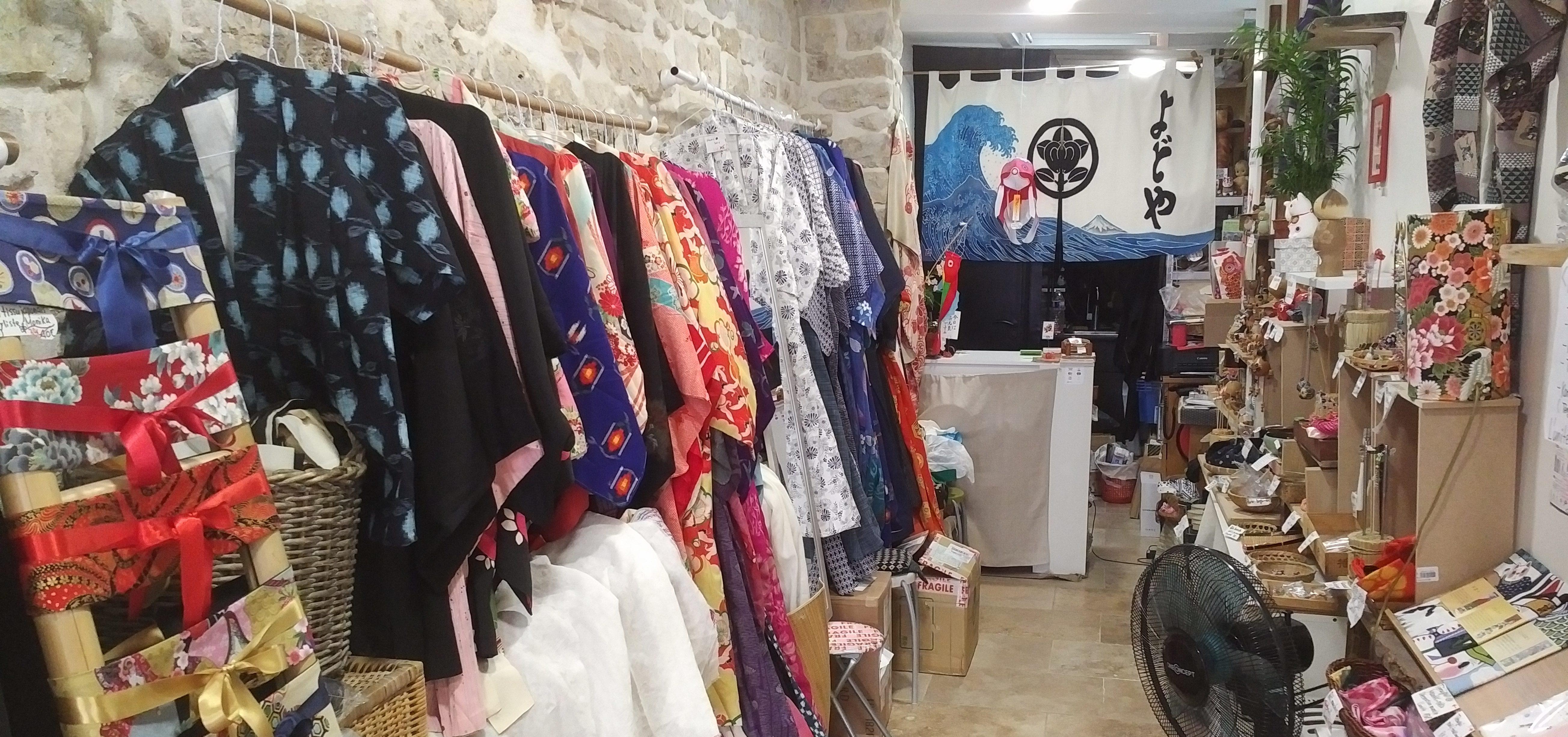 yodoya – votre boutique japonaise à paris